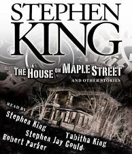 THE HOUSE ON MAPLE STREET unabridged audio book on CD by STEPHEN KING Brand New!