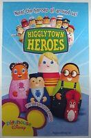 Higglytown Heroes (Einzel Seiten) Original Filmposter