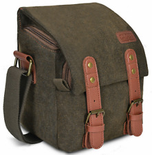 Carden digital camera bag canvas shoulder bag outdoor canvas camera bag