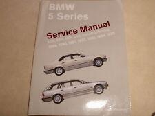 BMW 5 Series Service Manual 1989-95