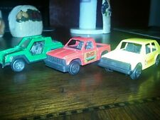 Vintage Tootsietoy lot s-10, vw rabbit
