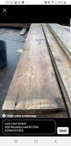 reclaimed redwood t&g floorboards 140x25