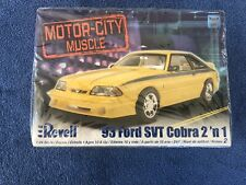 1/24 1/25 Revell Ford Mustang SVT Cobra Motor City Muscle