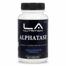 Alphatase Tablets Mens Regrowth Thinning Hair Loss Herbal Natural Procerin DHT