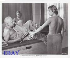 Helmut Berger barechested VINTAGE Photo Dorian Gray