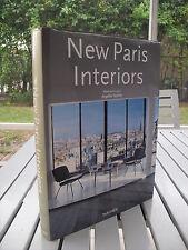 NEW PARIS INTERIORS BY ANGELIKA TASCHEN 2008 ISBN 9783836502511