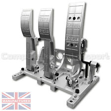 FLOOR MOUNTED CABLE PEDAL BOX   NEW FOR 2015 (100% Made out of Billet Aluminium)