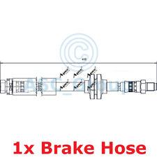 APEC BRAKING 410mm Scheibe Bremssattel flexibel GUMMISCHLAUCH hos4106