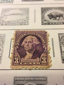 Us Postage Rare Stamps Washington