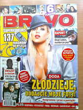BRAVO 18/2005 DODA,The Rasmus,Eminem,Crazy Frog,Green Day,Tatu,Danzel,50 Cent