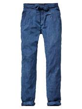Maison Scotch Floral Azul Jacquard Pj Pantalones Pantalones 1 Xs 8 4 36!