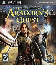 The Lord of the Rings: Aragorn's Quest  (Playstation 3, 2010)