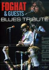 Foghat & Guests: Blues Tribute, New DVD, Foghat,