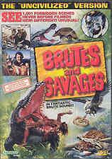 Brutes and Savages DVD Synapse Arthur Davis Mondo Jacopetti Prosperi Grindhouse
