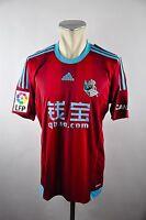 Real Sociedad Trikot Gr. 116-164 S-XL Spanien Away Adidas Jersey 15/16 Shirt