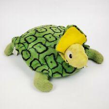 """Vintage Knickerbocker Big Myrtle Turtle Plush 14"""" Kingdom Toys Stuffed Animal"""