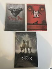 More details for stray dogs #1 2 3 (3 comic bundle) - mixed printings -  image comics (2021)