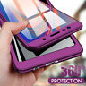 360 Phone Case for Samsung Galaxy S6 S7 Edge S8 S9 S10 Plus Note 8 Note 9 S10E
