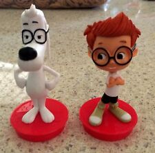 MR PEABODY & SHERMAN - MOVIE CUP TOPPERS