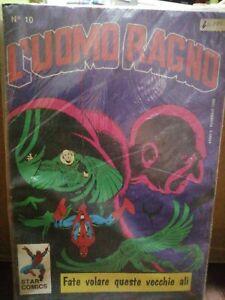 L'uomo Ragno 10 Star Comics Fumetto Nuovo Sigillato