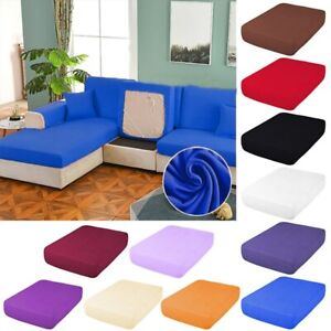 Sofa Cushion Cover Couch Elastic Protector Modern Slipcover Fit Seater Furniture