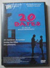 DVD 20 DATES - Elisabeth WAGNER / Richard ARLOOK - NEUF