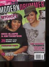 MODERN DRUMMER MAGAZINE - February 2007