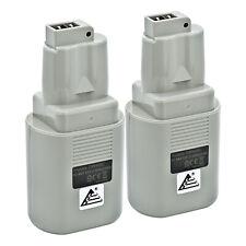 2 x 12V 12 Volt NiMh Dw9050 Univolt Battery for Dewalt Dw945