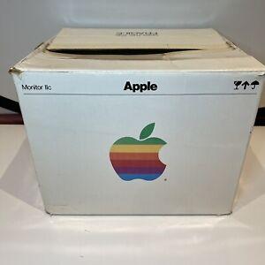 Apple Mac Monitor iic Original Box - Vintage Rare - 1984 Empty - Collectors Item