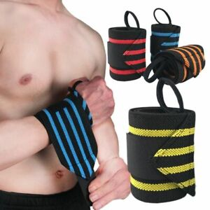 Wrist Wrap 1PC Weightlifting Elastic Hand Band Bandage Fitness Gym Wrist Support