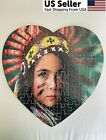 Heart Shaped Puzzle,Custom Photo Puzzle,Valentines day gift