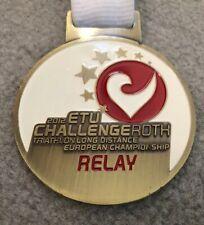 ETU Challenge Roth Triathlon 2012 - Finisher Medal - Ironman Long Distance