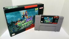 Oh no! More Zombies Ate My Neighbors - English SNES Translation NTSC
