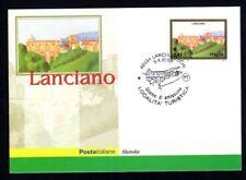 Italy 2003: Throw-Postcard Official Poste Italiane