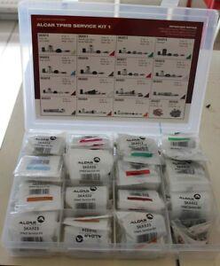 TPMS RDKS Service Kit Box von Alcar 146 tlg.