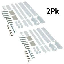 2 X Diplomat Universale Regolabile Frigorifero Congelatore//refrigeratore Mensola Rack Griglia UK
