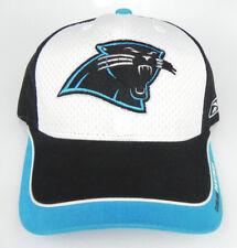 Camiseta de Jersey Carolina Panthers Nº Nfl Reebok Vintage línea lateral profundo inclinado Sideline Cap Hat! nuevo con etiquetas!