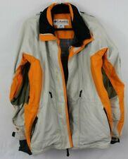 Columbia Fishing Outdoor Camping Zipper Vents Convert Jacket Coat Mens M