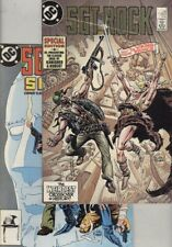 Sgt. Rock #1, #2, #3, #4, #5, #6, #7, #8, #9, #10 and #11