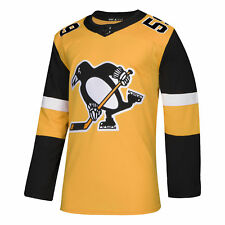 f14c32396 Pittsburgh Penguins adidas Jake Guentzel Authentic Alternate Pro Jersey 50 M