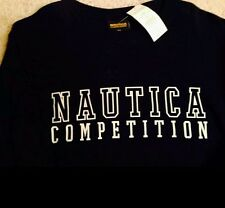 MENS NAUTICA COMPETITION L/S TEE XL NWT!!