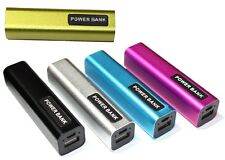 Batería externa cargador power bank universal portatil para movil tablet 3000mAh
