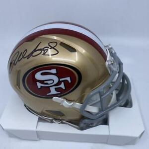 Deebo Samuel Signed San Francisco 49ers Speed Mini-Helmet