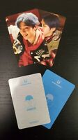 [Sealed & Official] Kang Daniel Cyan Pre-Order Photocard Set