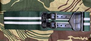 Rhodesian Light Infantry Regimental Stable Belt -up to 50 inches RLI