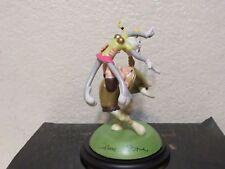 "Looney Tunes Goebel ""Paw De Deux"" SIGNED by Chuck Jones Spotlight collection"
