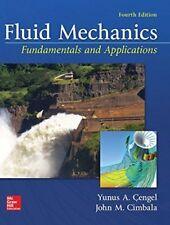 Fluid Mechanics: Fundamentals and Applications 4e Global Edition