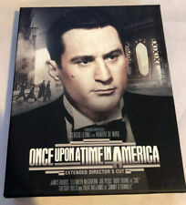 Once Upon a Time in America: Collector's Edition (Blu-ray, 2-Disc Set) rare OOP