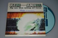 XTM Present Annia – Fly On The Wings Of Love. CD-SINGLE Promo