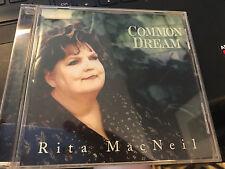 "Rita MacNeil ""Common Dream"" cd MINT"